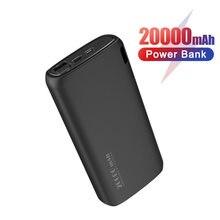 Batterie externe Portable, 20000 mAh, 20000 MAh, pour téléphone Xiaomi Mi