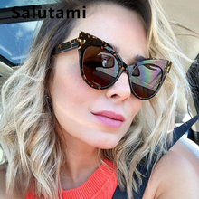 Oversize Cat Eye Sunglasses For Women Ne