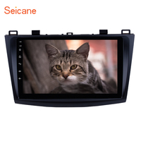 Seicane Android 9.0 Car Autostereo for 2009 2012 Mazda 3 Axela 9 inch GPS Radio Support Rearview Camera 1080P SWC