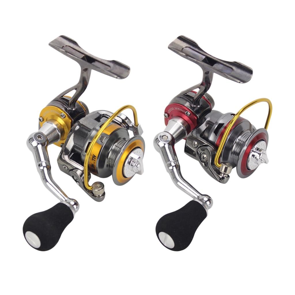 10BB Ball Bearing Left Right Mini Freshwater Fishing Spinning Reel 5.1:1 MN150B