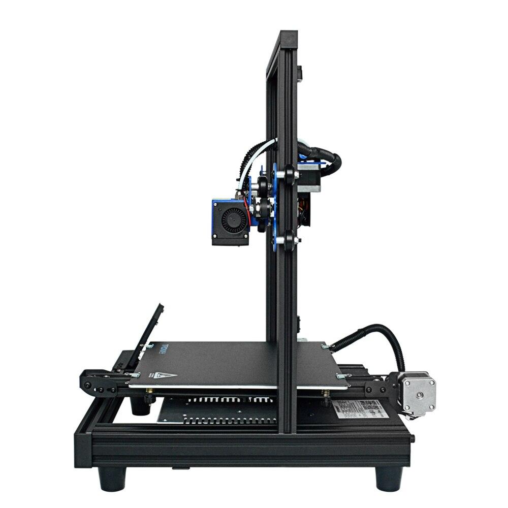Image 5 - 2019 新しいセット XY 2 プロ 3D プリンタキット高速アセンブリ 255*255*260 ミリメートルサポート自動レベリング再開印刷フィラメント実行アウト検出3D プリンタ   -