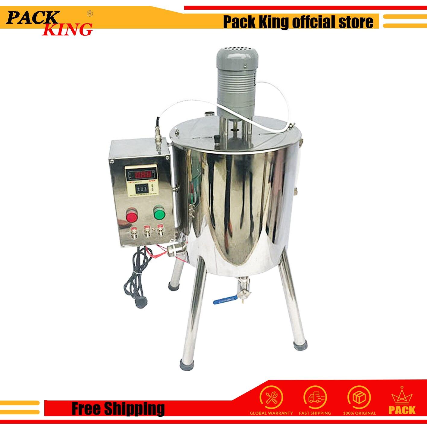 Heating And Stirring Filling Machine Lipstick Hand Soap Filler Heater Making Device Lip Stick Heat Tank