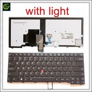 Image 1 - Original Backlit English Keyboard for lenovo ThinkPad L440 L450 L460 L470 T431S T440 T440P T440S T450 T450S e440 e431S T460 US