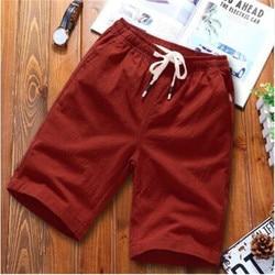 ZNG 2020 Men Clothes  Summer Casual Men's Shorts Homme Cotton Bermuda Short Trousers Brand Clothing