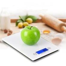 Кухонные весы 5 кг цифровые для пищевых продуктов ЖК электронные