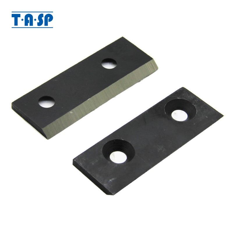 TASP Garden Shredder Chipper Blade Knife Set Fit MTD 942-0544 742-0544 742-0544A 742-0653