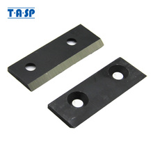 TASP rozdrabniacz ogrodowy nóż ostrza zestaw Fit MTD 942 0544 742 0544 742 0544A 742 0653