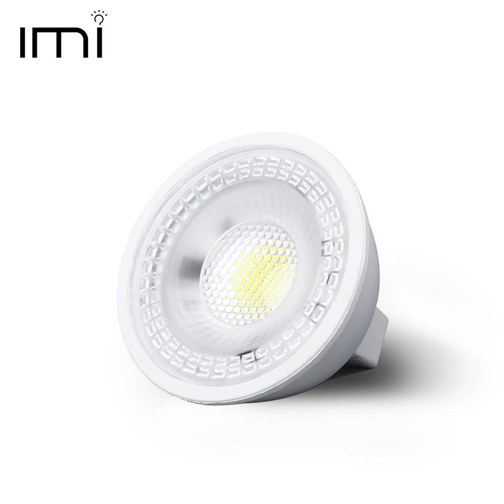 LED Bulb Spot Light Lamp GU10 MR16 GU5.3 Spotlight AC 12V 220V 110V SMD 6W Home Decor Lampara Indoor Energy Saving Bombillas