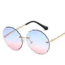 Fashion Boys and Girls Sunglasses Circular Style Children's Brand Design 100% UV-proof Glasses Oculos Gafas UV400