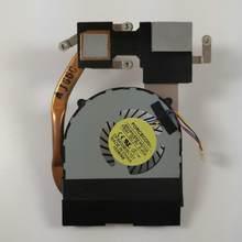 Novo original portátil dissipador de calor ventilador de refrigeração para acer aspire 4410 4410t 4810 4810tg 4810tz ms2271 refrigerador dfs400805l10t f939 f83h