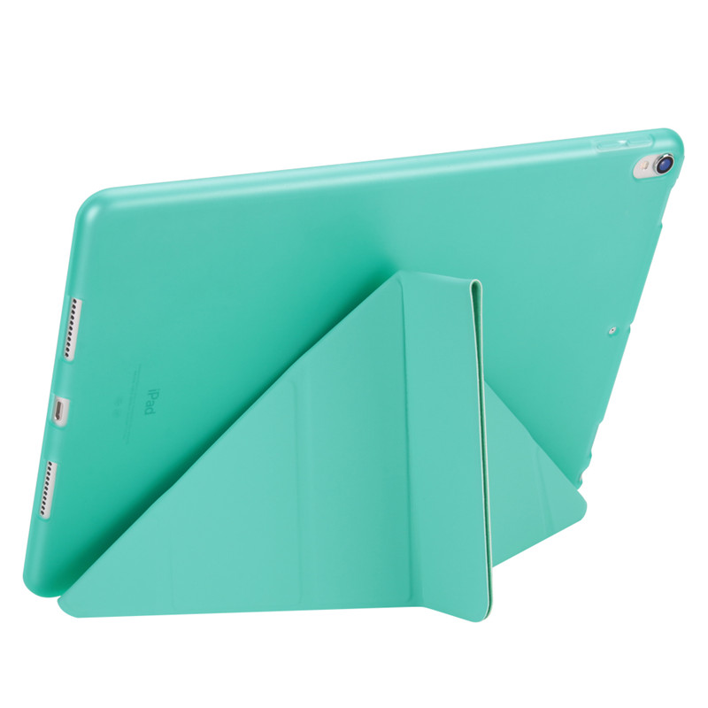 """Image 3 - TPU Case for iPad Pro 10.5"""" Air 3 2019 Protective Stand Cover Magnet Case For iPad 9.7 Case 2017 2018 5th 6th Tablet Cover+Pen-in Tablets & e-Books Case from Computer & Office"""