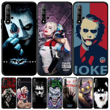 Madman Horror Terror JokerFor Honor View 30 20 10 Lite 9A 9C 9S 9X Pro Case for Honor 8C 8X 8S 9 9i 10i 20i 20S V30 V20 Fundas image