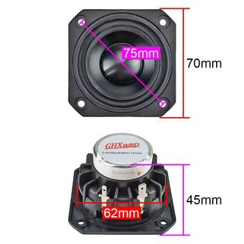 2.5 inch full range speaker4ohm 10W 2PCS 2
