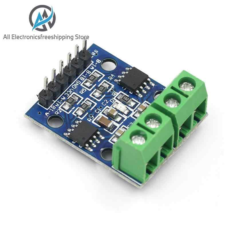 L9110S H-Brug Stappenmotor Dual Dc Stepper Motor Driver Controller Board Module L9110S L9110 Voor Arduino