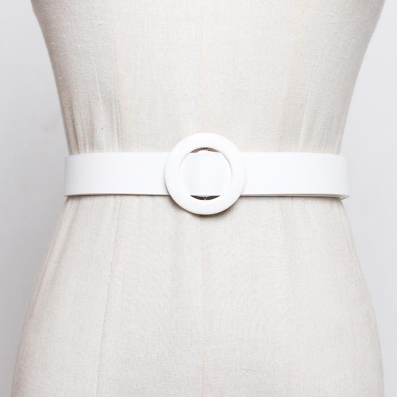 2020 New Design Hot Sale Corset Belt Tide High Fashion Belts For Women All-match Solid Fine Belt Stylish Waistband Female ZL040