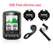 IGPSPORT ANT+ GPS Computer IGS618 Bike Bicycle Bluetooth Wireless Stopwatch Waterproof Cycling Bike Sensor Speedometer Computer