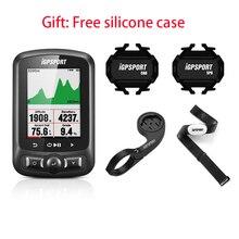 IGPSPORT compteur de vélo GPS Bluetooth ANT + IGS618, chronomètre de vélo, capteur de vitesse, étanche