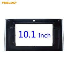 """FEELDO Car Sterei 2Din Fascia Frame Adapter For Toyota RAV4 10.1"""" Big Screen CD/DVD Player Fitting Panel Frame Kit #HQ1553"""