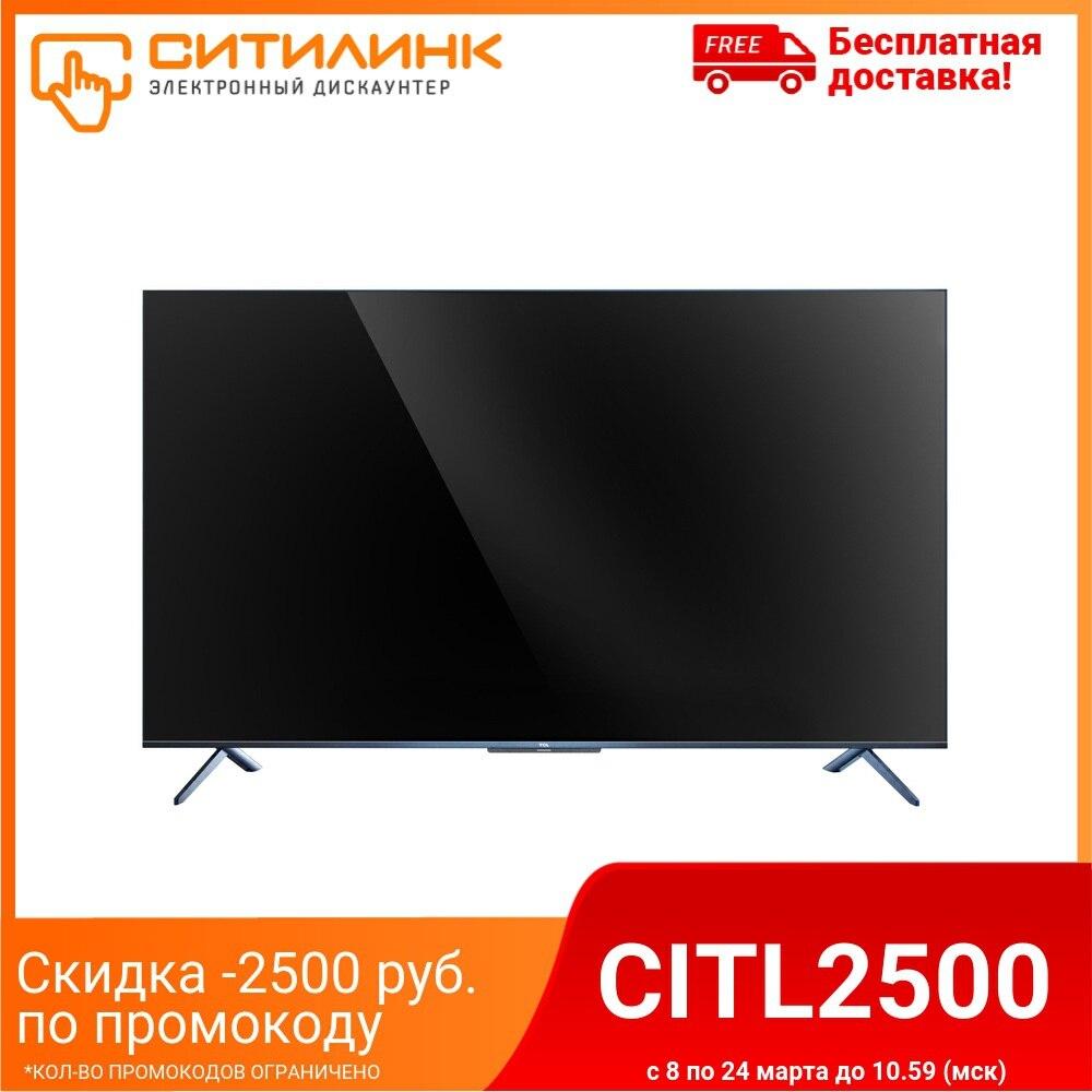 LED телевизор TCL 55C717 Ultra HD 4K Телевизоры      АлиЭкспресс