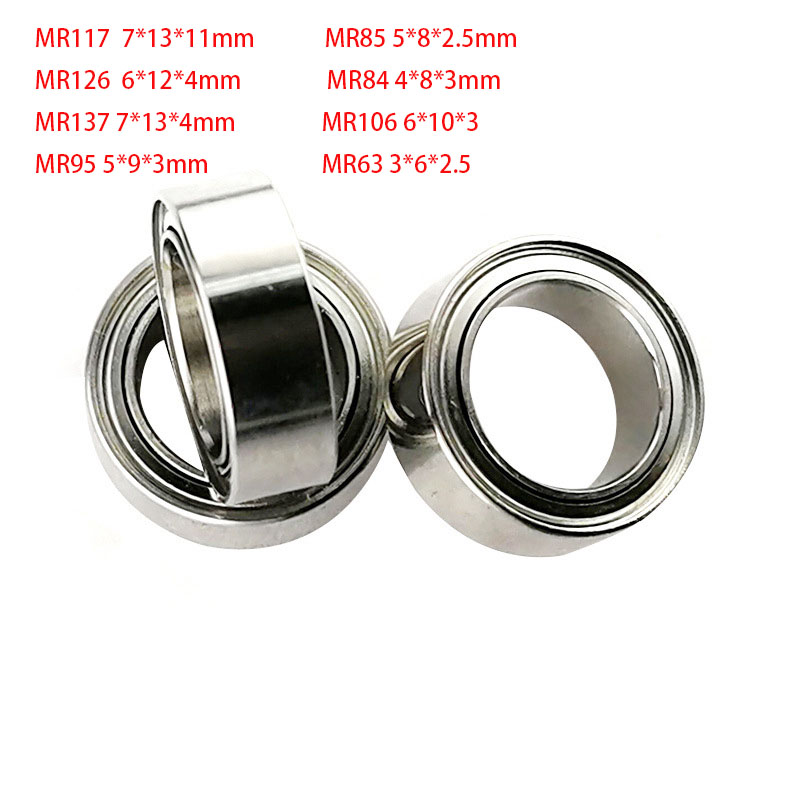 117 ZZ S 10 each SMR117ZZ 7 X 11 X 3 Bearing