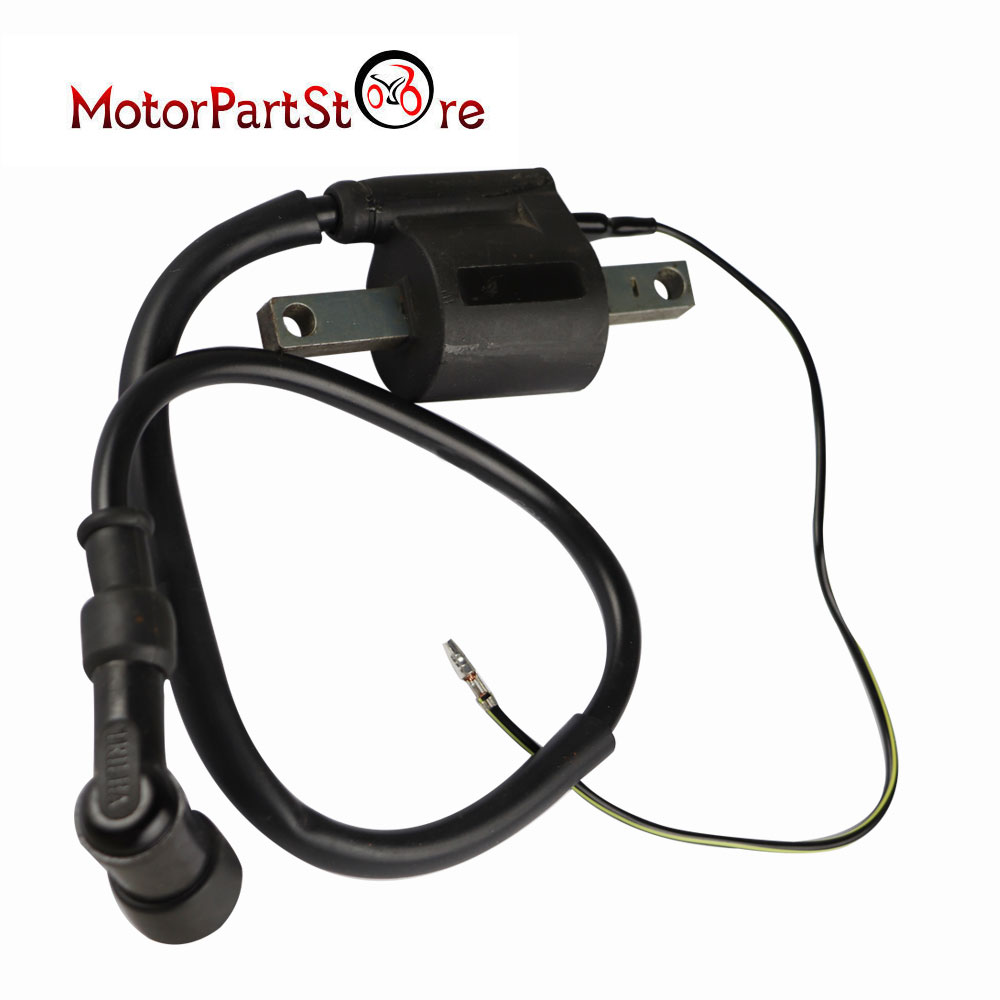 New Voltage 12V Ignition Coil for <font><b>Yamaha</b></font> YZ125 YZ250 YZ250F YZ400 YZ426 XT500 XT550 <font><b>XT600</b></font> High Quality Motorcycle Ignition <font><b>Parts</b></font> image
