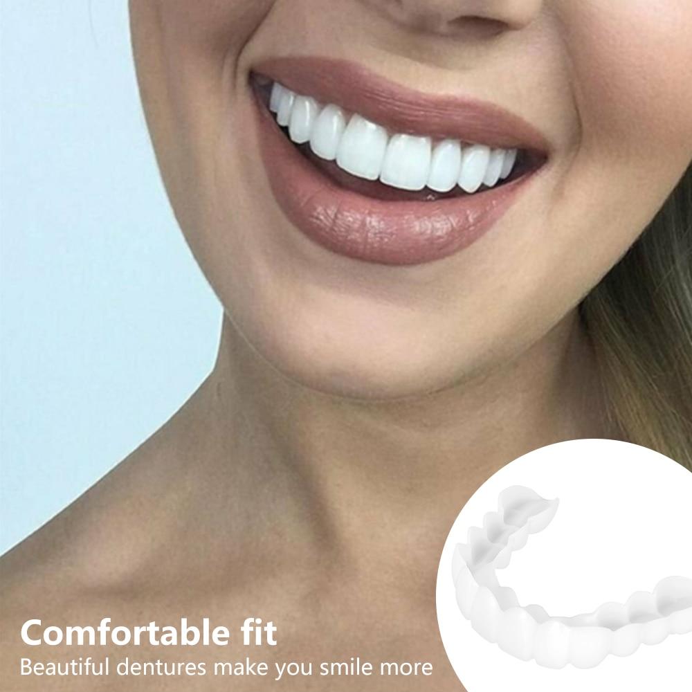 H770e846280704496b95b6220e79eae4cc - Dentures False Teeth Cover Upper Lower Perfect Smile Comfort Fit Flex Denture Braces Teeth Whitening