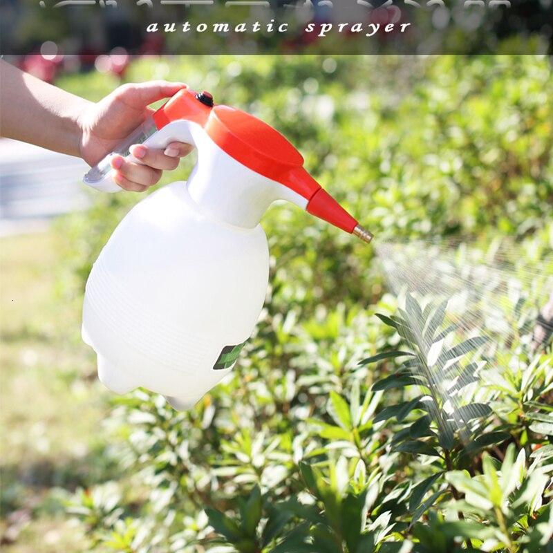 Бытовой большой емкости автоматический садовый опрыскиватель полив горшок садовый Электрический распылитель давления бытовой садовый ра