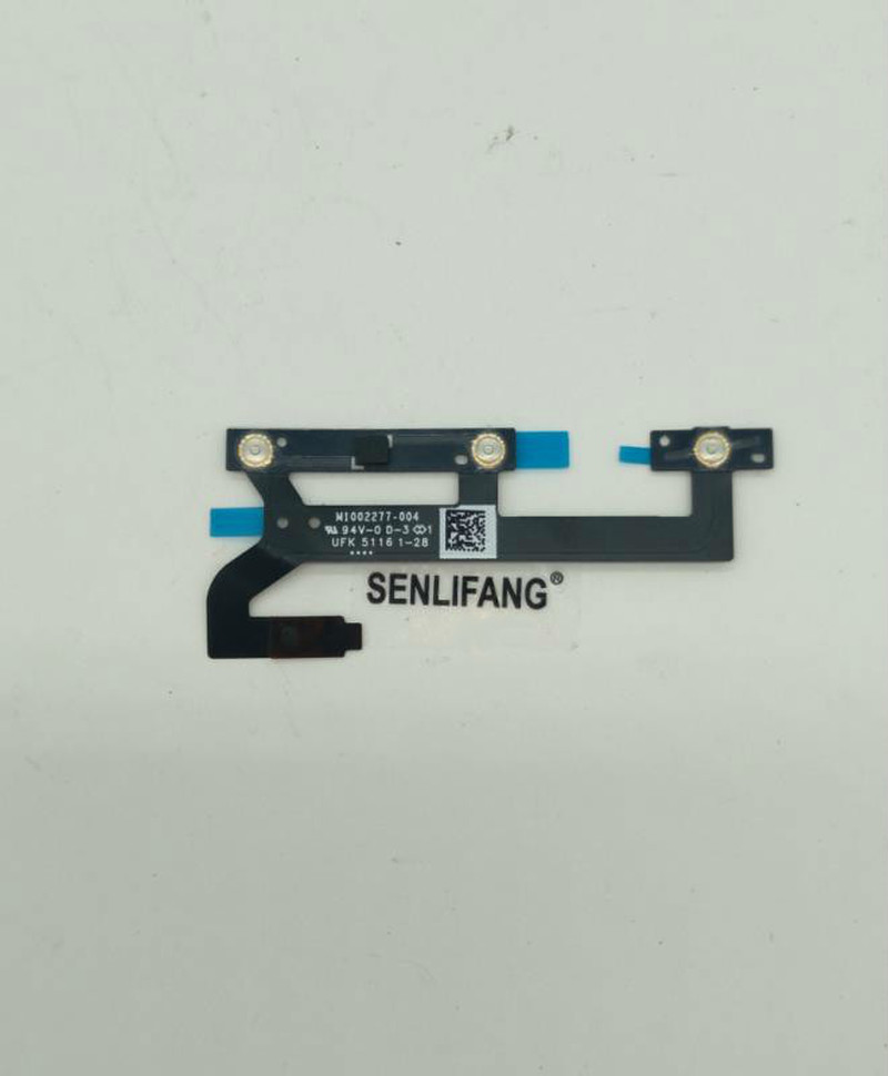 Original For Microsoft Surface Pro 4 1724 Power Botton Volume Control Flex Cable M1002277-004 Test Good