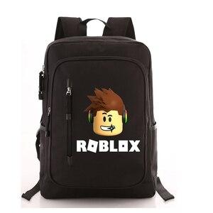 Image 1 - Холщовый Рюкзак для девочек и мальчиков, школьные ранцы для подростков, Детские портфели для студентов
