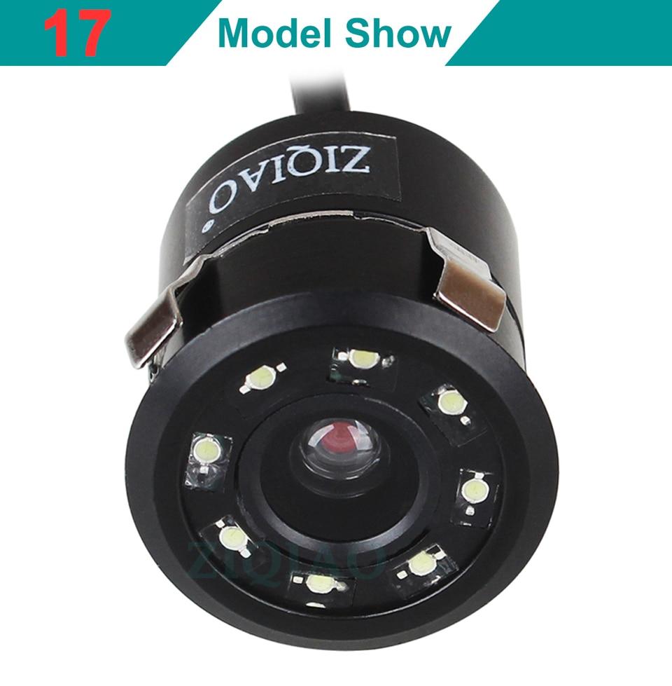 Автомобильные аксессуары, камера заднего вида, парковочная резервная Reaverse камера с водонепроницаемым ночным видением для автомобиля, DVD монитор, зеркало