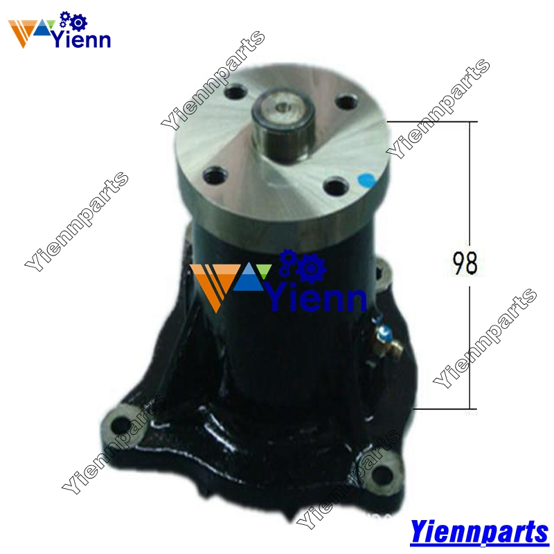 FOR Mitsubishi S4K S6K S6KT Water Pump For Mitsubishi Engine Fit <font><b>CAT</b></font> E200B <font><b>320C</b></font> <font><b>Excavator</b></font> Diesel Engine Repair Parts image