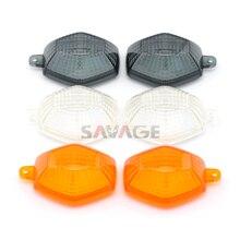Светильник указателя поворота объектив для SUZUKI DL650 V-Strom 2004-2011/DL1000 2006-2012 мотоциклетные детали передние/задние DL 650/1000