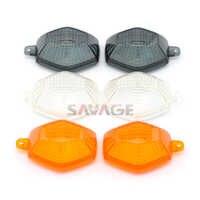 Turn Signal Indicator Light Lens For SUZUKI DL650 V-Strom 2004-2011/ DL1000 2006-2012 Motorcycle Parts Front/Rear DL 650/1000