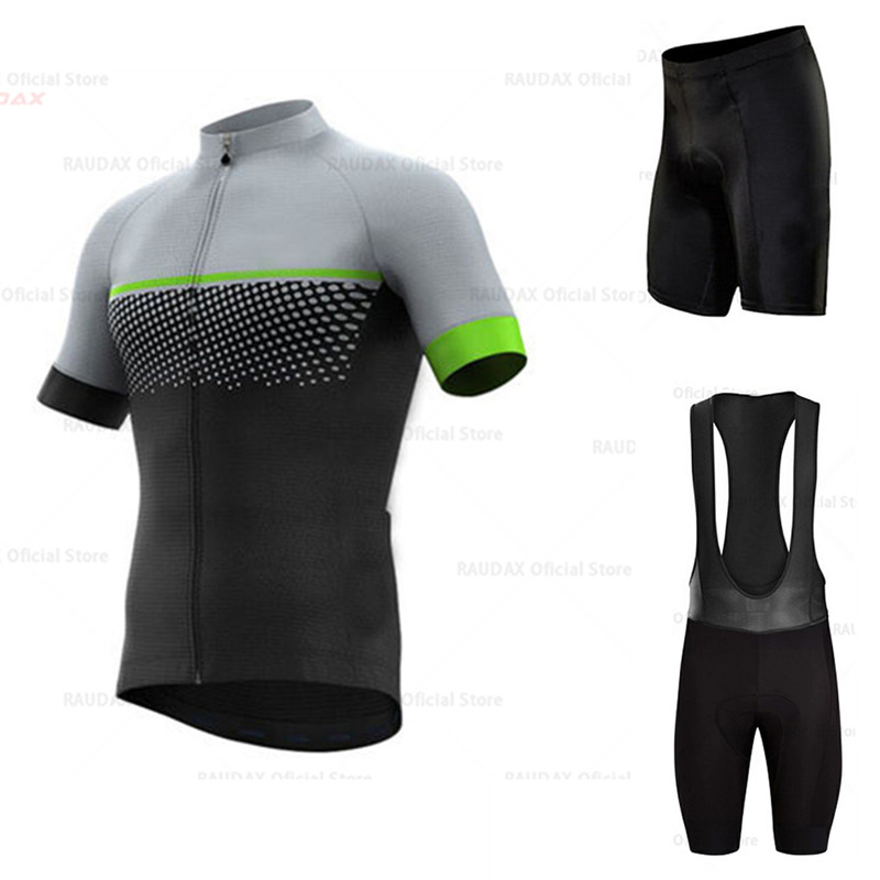 2019 Summer Cycling Jersey Bibs Shorts Suit Bike Jersey Quick Dry Mens Bicycle Clothes MTB Racing Ropa Ciclismo Cycling Clothing