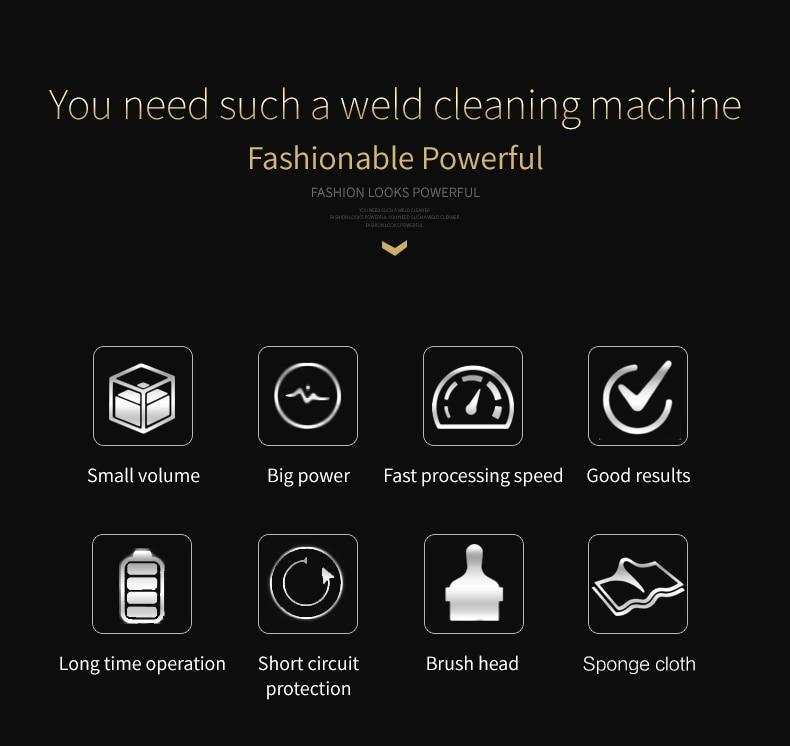 aço inoxidável máquina de lavar de limpeza