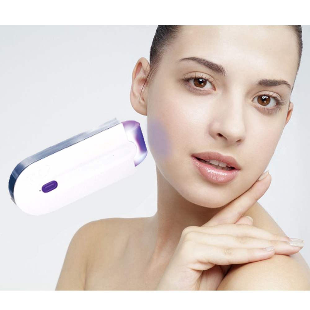 Mini Painless Body Hair Removal Epilator Facial Bikini Armpit Permanent Hair Removal Device Electric Hair Remover Beauty Device