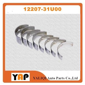 STD łożysko-wał pewnie tez pewnie tez korbowy dla NISSAN VQ35DE VQ30DE VQ20DE VQ25HR VQ23DE 12207-31U00 1999-2015 tanie i dobre opinie EAPENERGY Mechanizm korbowy 12cm STD 12207-31U00 6 cylinder 16cm Aluminum alloy 2000cc 2300cc 2500cc 3000cc 0 2kg Bearing-Crankshaft