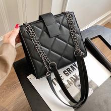 Популярная женская брендовая дизайнерская сумка мессенджер новинка