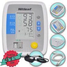 Tonometer Digital Blood Pressure Monitor Medical Pressure Gauge Tensiometer Automatic Sphygmomanometer Surprise Package