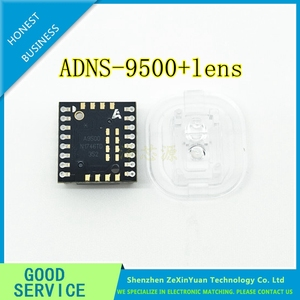 Image 2 - ADNS 9500 + ADNS 6190 002 A9500 DIP16sensor Met Nieuwe Optische Lens Nieuwe & Originele ADNS9500