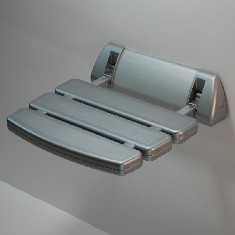 Siège de douche mural banc de douche siège pliant bain salle de bain tabouret Commode chaises de toilette