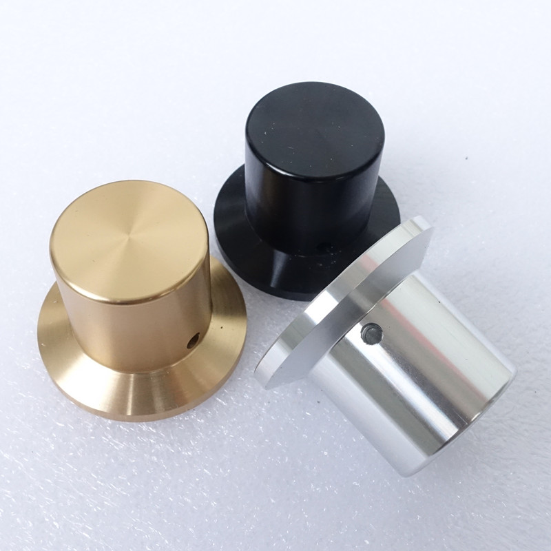 BRZHIFI Full Aluminum Knob For Power Amplifier 38*28mm