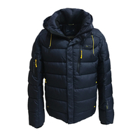 2019 New winter jacket men Casual Thick Warm coat Men's Winter Cotton Parka Size M 3XL Men Fashion Simple Coat Jackets Outwear