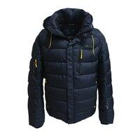 2020 New winter jacket men Casual Thick Warm coat Men's Winter Cotton Parka Size M 3XL Men Fashion Simple Coat Jackets Outwear