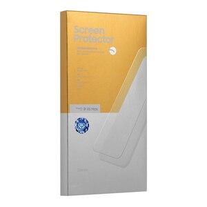 Image 5 - Benks XPRO 3D מעוקל קצה מלא כיסוי מגן מזג זכוכית עבור iPhone 11 פרו MAX XR X XS 0.4mm מסך מגן זכוכית סרט