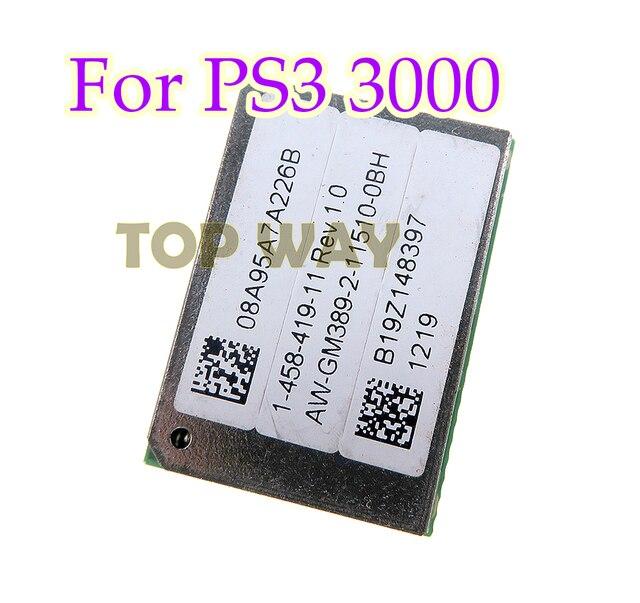 ChengChengDianWan, venta al por mayor para ps3 3000, consola 3k, módulo bluetooth inalámbrico original, piezas de reparación de placa wifi