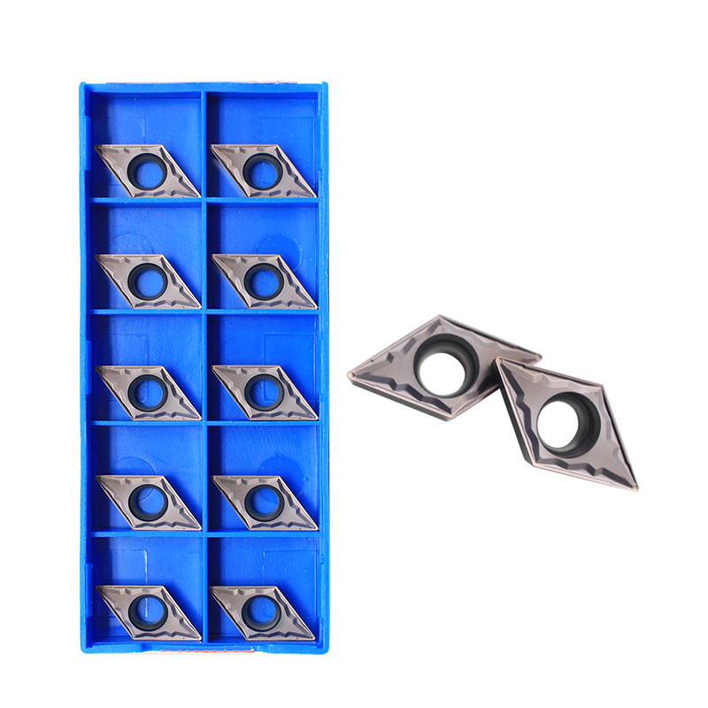 Carbide Tips Inserts  DCMT11T304-HMP PC9030 For Cutter Wood Turning Lathe Holder