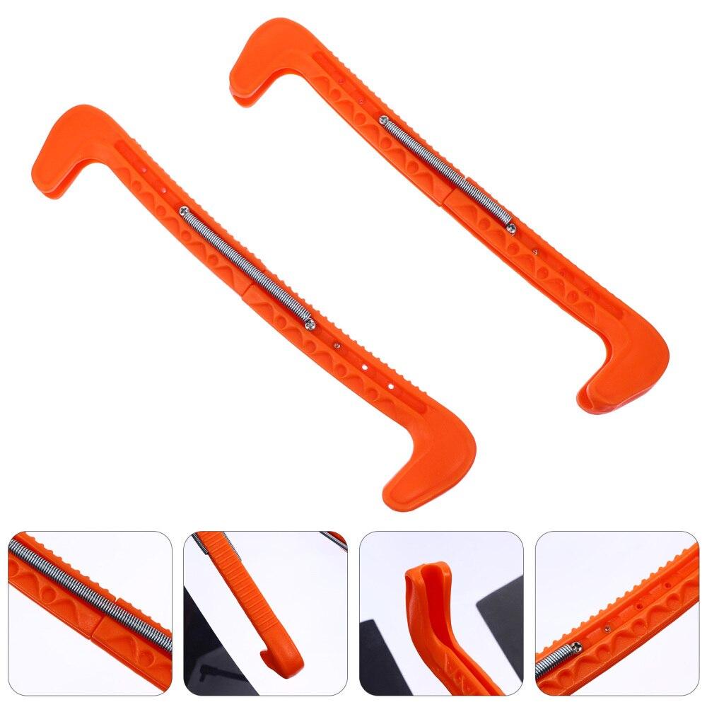 1 Pair Shoe Blades Covers Blades Guard Blades Protectors