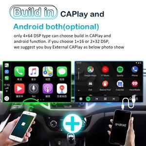Image 2 - PX6 2 DIN Android 10 radio del coche para Benz Clase E W211 E200 E220 E300 E350 E240 E270 E280 CLS W219 2DIN audio de coche navegación dvd