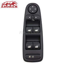 Window-Mirror-Switch Power 96639383ZD Grand Picasso Citroen C4 YH 6554 for OEM Drivers